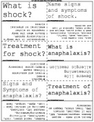 Treatment of Shock