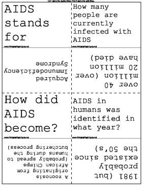 AIDS template