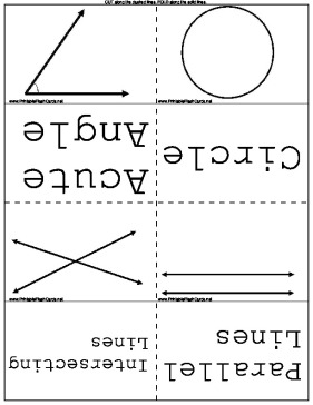 Geometry template