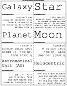 Astronomy Terms template